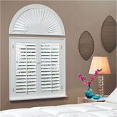 JCPenney Home Sunburst-Style Faux-Wood Arch
