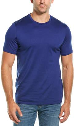 Theory Clean Silk-Blend T-Shirt