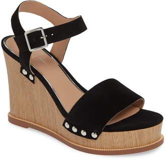 Linea Paolo Ellis High Wedge Sandal