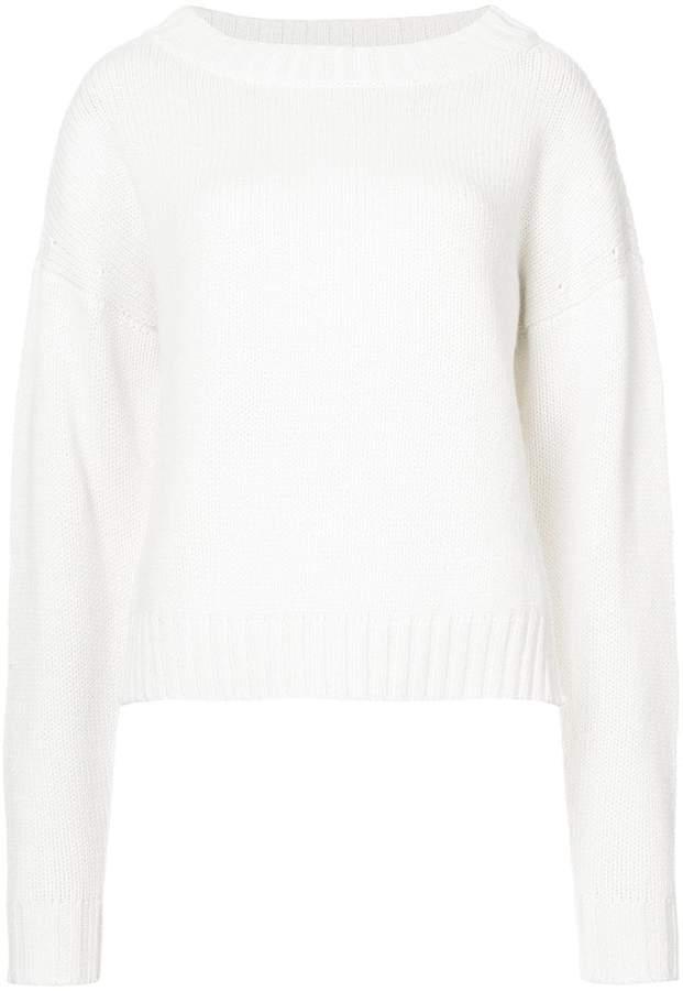 Derek Lam Cropped Sweater