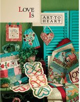 Art to Heart Book, Love Is Art to Heart Book