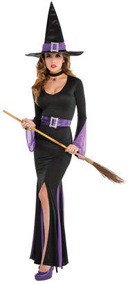Amscan Witchy Witch Adult Women Costume