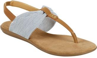 Aerosoles Flat Slingback Sandals - Cortland