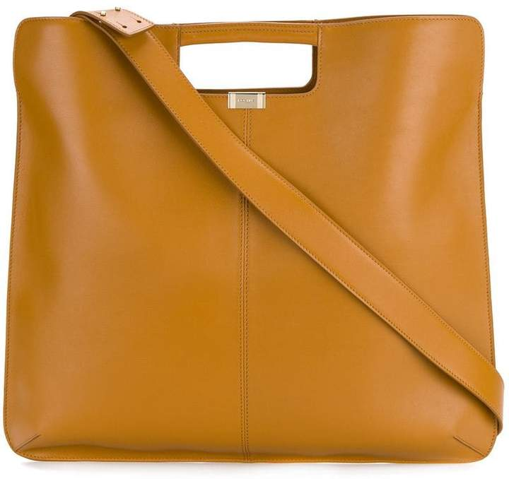 Rochas cut-out handle tote
