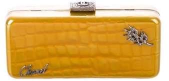 Chanel Embellished Box Clutch