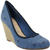Sole Society Printed or Lace Wedges - Anne