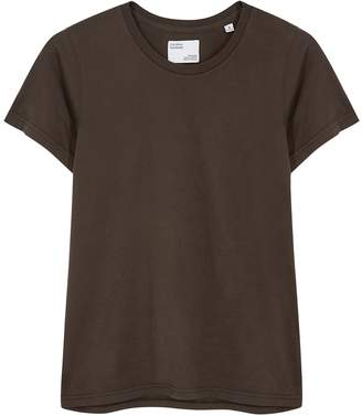 Colorful Standard COLORFUL STANDARD Brown Cotton T-shirt