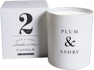 Plum & Ashby - Numbered Collection Scented Candle - Heather & Hay