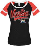 5th & Ocean Women's Miami Marlins Homerun T-Shirt