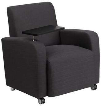 Ebern Designs Antranigian Leather Lounge Chair Ebern Designs