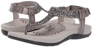 Aetrex Jade (Black) Women's Sandals