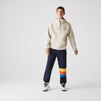 Lacoste Men's SPORT Striped Colorblock Tracksuit Pants