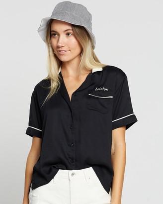 Brixton Anaheim Short Sleeve Woven Shirt