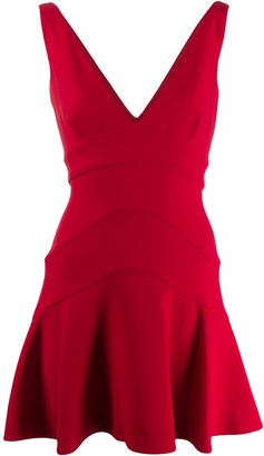 DSQUARED2 Peplum Mini Dress
