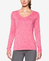 Under Armour Tech Twist Long-Sleeve Top