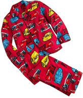 Disney Cars Pajama Set for Kids - Personalizable