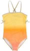Little Marc Jacobs Faded One Piece Swimsuit