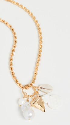 Venessa Arizaga Shell Beach Necklace