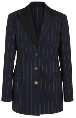 Loewe Tuxedo striped jacket