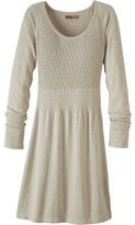 Prana Women's Zora Long Sleeve Sweater Dress