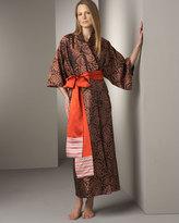 Limited Exclusive Silk Kimono, Black