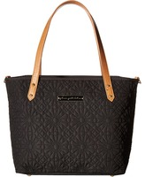 Petunia Pickle Bottom Embossed Downtown Tote Mini