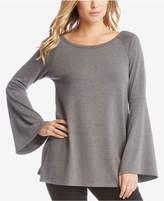 Karen Kane Bell-Sleeve Sweater