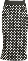 Dolce & Gabbana Polka Dot Skirt