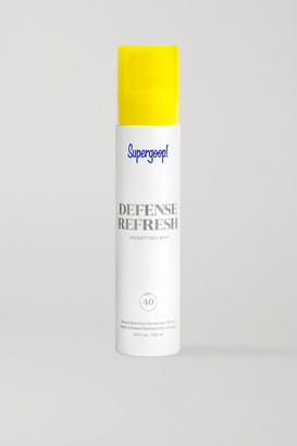 Supergoop! Defense Refresh (re)setting Mist Spf40, 100ml