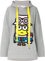 Mira Mikati Despicable Me Cotton Hoodie