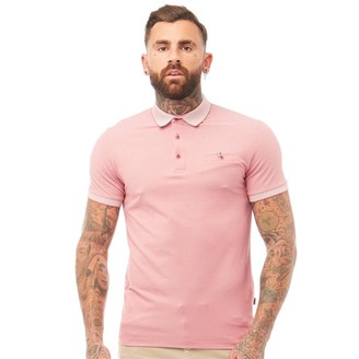 883 Police Mens Hemstro Polo Pink