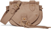 See by Chloe Collins small textured-leather shoulder bag