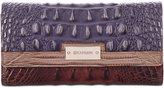 Brahmin Soft Checkbook Andesite Wallet