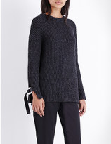 3.1 Phillip Lim Open-back knitted jumper
