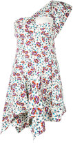 Isabel Marant floral shift dress - women - Silk/Cotton - 40