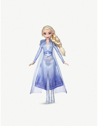 Selfridges Disney Frozen II assorted Anna or Elsa doll