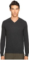 Vince Cashmere Long Sleeve Crew Neck Sweater Men's Sweater