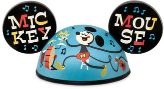 Disney Mickey Mouse Musical Ear Hat for Adults by Dave Perillo Limited Release