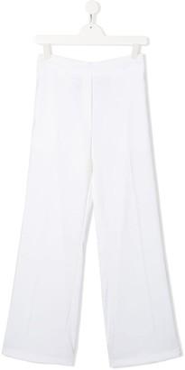 MonnaLisa TEEN high-rise trousers