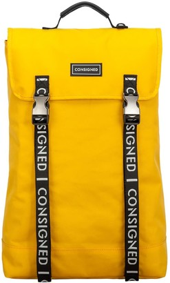 Consigned Zane Backpack Mustard