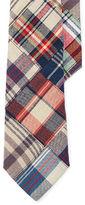 Ralph Lauren Patchwork Cotton Madras Tie