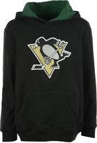 Reebok Boys' Pittsburgh Penguins Prime Logo Hoodie