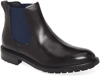 Ted Baker Warkkr Leather Chelsea Boot
