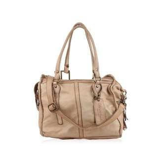 Caterina Lucchi Beige Leather Handbags