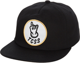 The Critical Slide Society Jumbled Trucker Cap Black