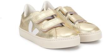 VEJA KIDS Esplar touch-strap sneakers