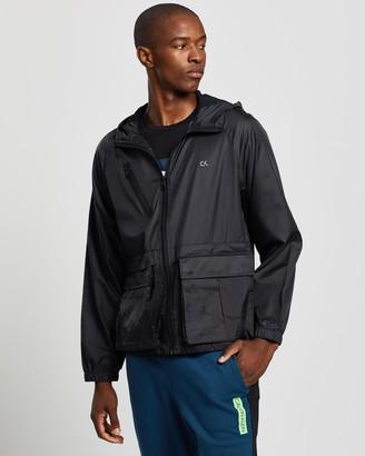 Calvin Klein Utility Wind Jacket