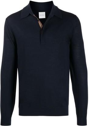 Paul Smith Polo Collar Sweater