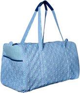 Waverly Seahorse Duffle Tote Bag