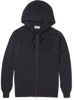John Smedley - Reservoir Merino Wool Zip-up Hoodie